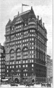 Hotel Netherland, 1893-1927
